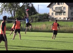 Sports Night – Ultimate Frisbee