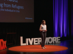 Learning from Refugees | Alexandra Kautz | TEDxLivermore