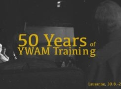 50th of YWAM Training – EVENT RECAP
