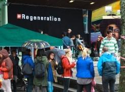 Regeneration summer outreach